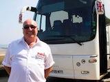 Coach Trip host Brendan Sheerin