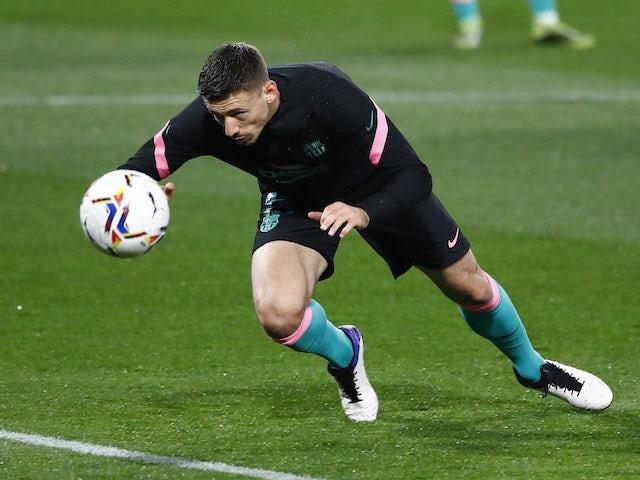 Newcastle enquire about Barcelona's Clement Lenglet?