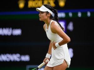 Wimbledon organisers defend scheduling of Emma Raducanu match