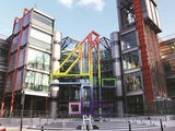 Channel 4 HQ at Horseferry Road