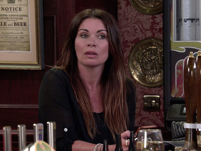 Carla on the first episode of Coronation Street on July 21, 2021