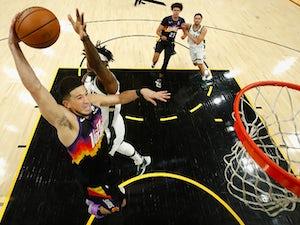 Devin Booker stars as Suns take 2-0 finals lead over Bucks
