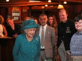 The Queen visits Coronation Street on July 8, 2021