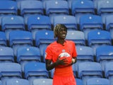 Trevoh Chalobah pictured for Huddersfield Town in July 2020