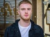 Will Barnett as Tyler in Coronation Street