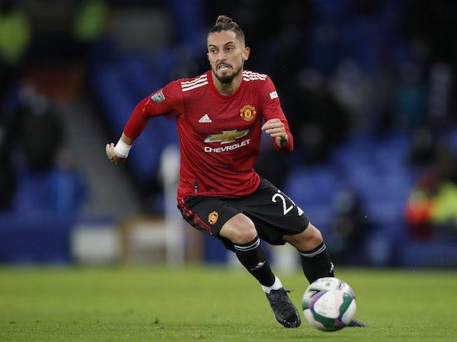 Man United's Alex Telles to miss start of new season