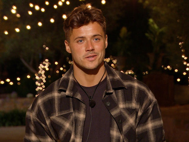 Love Island: Brad uncertain about future with Lucinda
