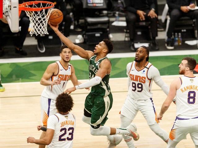 Result: Milwaukee Bucks close in on NBA title