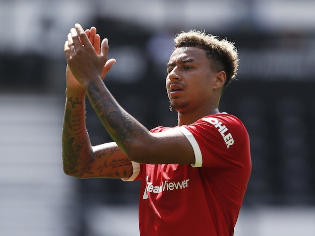 Leicester City interested in signing Jesse Lingard?