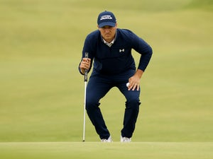 The Open day one: Jordan Spieth makes excellent start at Royal St George's
