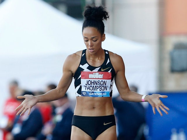Katarina Johnson-Thompson suffers heart-breaking injury to end Tokyo medal hopes