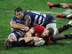 Alun Wyn Jones makes Lions comeback in Stormers win