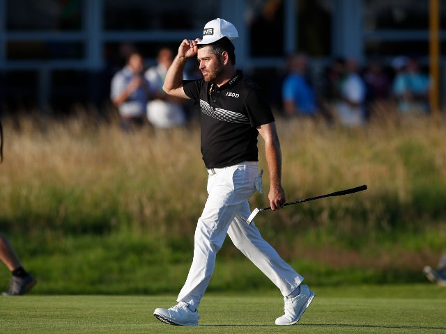 The Open day two: Louis Oosthuizen sets new record in dominant showing