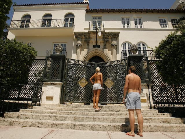 Two men found dead at Gianni Versace mansion