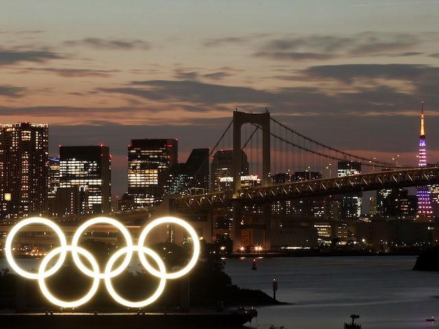CJ Ujah keeping calm and focused ahead of Olympics