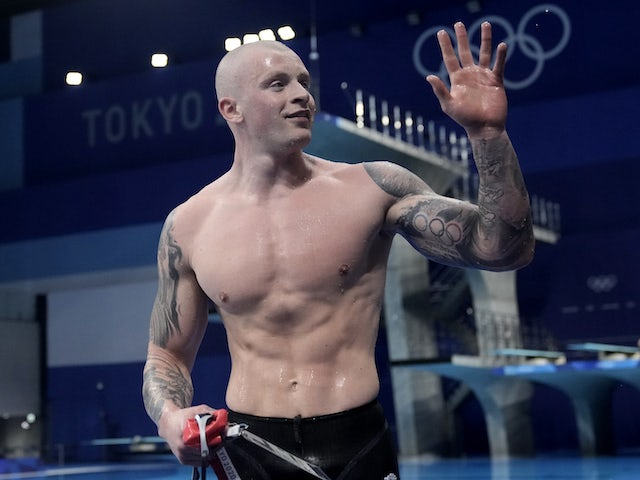 Adam Peaty reflects on emotional journey to Tokyo Olympics gold