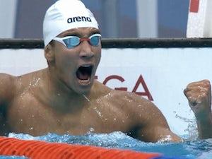 Tokyo 2020: 18-year-old Tunisian Ahmed Hafnaoui takes shock gold