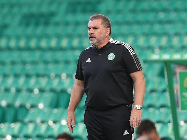 Ange Postecoglou urges Celtic to unite ahead of Champions League test