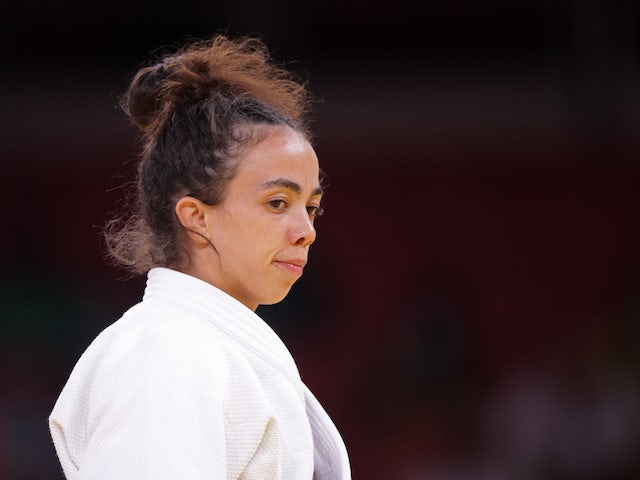 Chelsie Giles cherishes beginning Team GB's medal haul