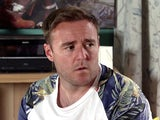Tyrone on the first episode of Coronation Street on August 9, 2021