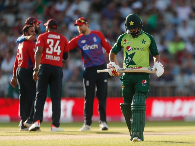 Result: England claim thrilling final T20 win over Pakistan