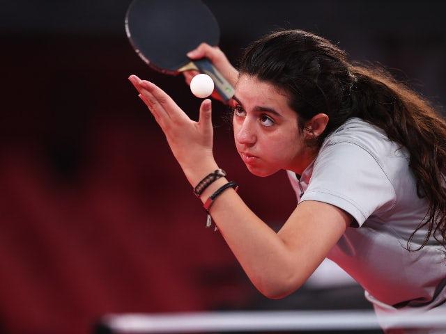 Hend Zaza sends motivational message after Olympics debut