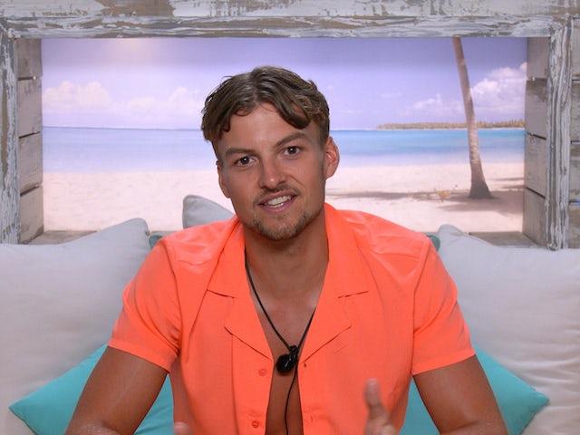 Love Island: AJ talks up