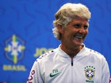 Brazil women's head coach Pia Sundhage pictured in July 2019