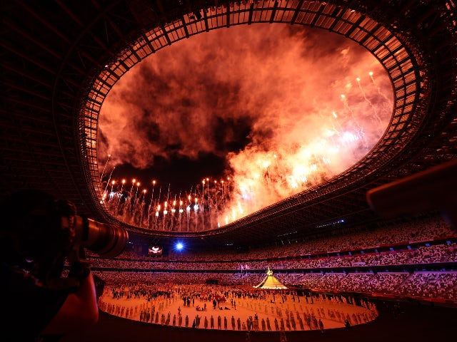 Today at the Olympics: Tokyo 2020 kicks off with opening ceremony