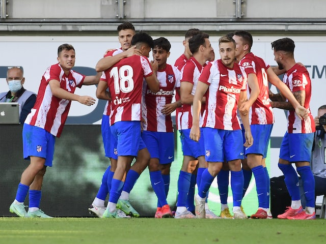Prime Video to release behind-the-scenes doc on Atletico Madrid's 2020-21 season