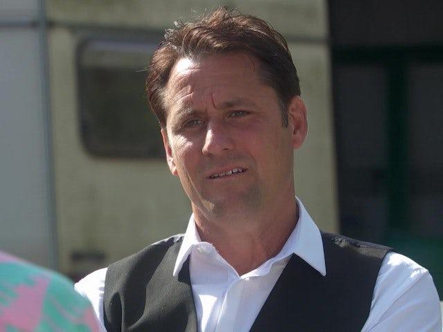 Tony on Hollyoaks on August 3, 2021