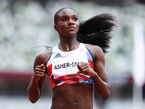 Tokyo 2020: Dina Asher-Smith breezes into 100m semi-finals