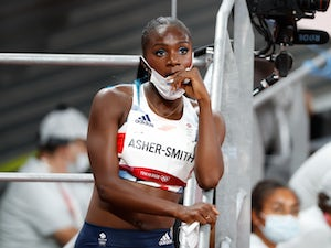 Today at the Olympics: Disappointment for Dina Asher-Smith