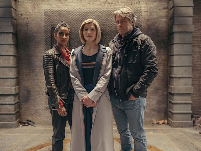 Watch: First trailer released for Doctor Who series 13