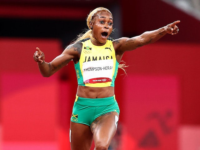 Tokyo 2020: Elaine Thompson-Herah targeting 100m world record