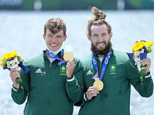 Result: Tokyo 2020: Fintan McCarthy, Paul O'Donovan win Olympic gold for Ireland