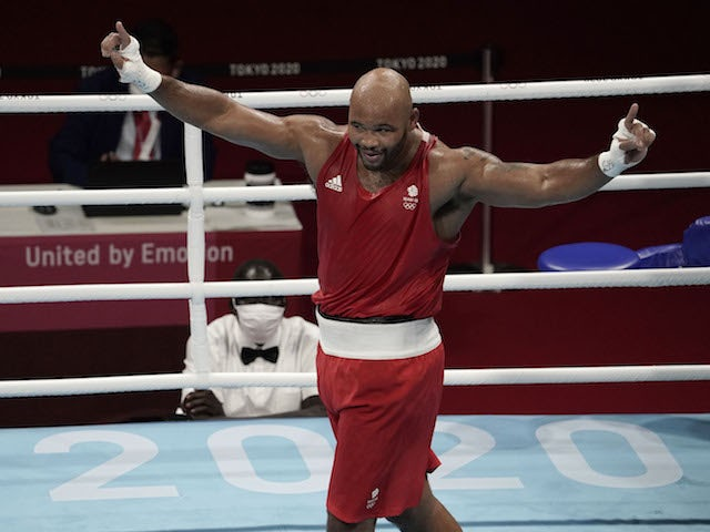Frazer Clarke proud to end long wait for Olympic medal shot with a Tokyo bronze