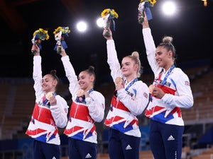 """Tokyo 2020: GB gymnasts """"absolutely speechless"""" with Olympic bronze medal"""