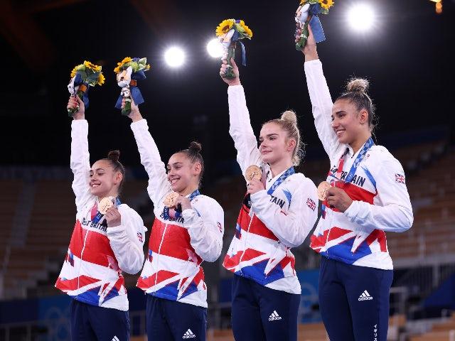 Tokyo 2020: GB gymnasts