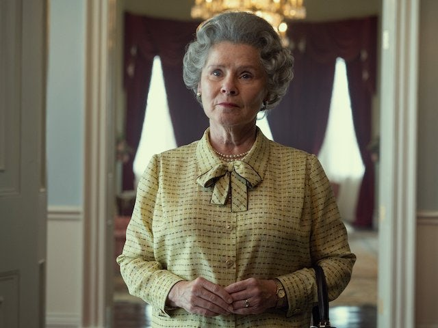 Netflix shares first-look image of Imelda Staunton in The Crown