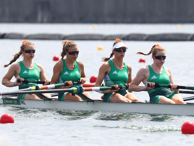 Result: Tokyo 2020: Ireland earn bronze medal in women's four rowing