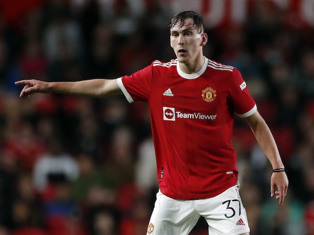Man United's James Garner 'wanted by Sheffield United on loan'