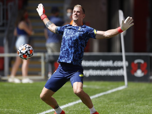 Joe Hart reveals goalkeeping coach Stevie Woods' passion crucial in Celtic move