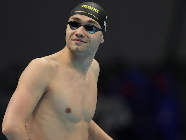 Result: Tokyo 2020 - Hungary's Kristof Milak breaks Michael Phelps record for 200m fly title