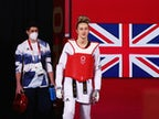 Lauren Williams takes silver for GB in taekwondo