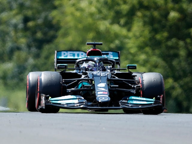 Result: Lewis Hamilton takes pole position for Hungarian GP