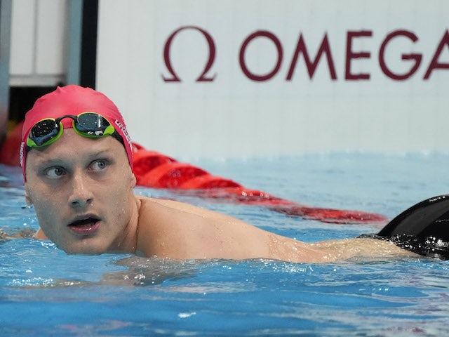 Result: Tokyo 2020 - Luke Greenbank takes backstroke bronze