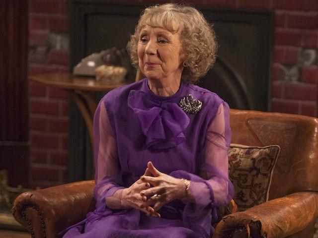 Veteran actress Marcia Warren 'cast as The Queen Mother in The Crown'