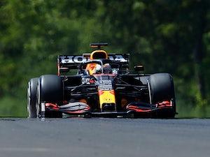 Max Verstappen quickest in first Hungarian GP practice