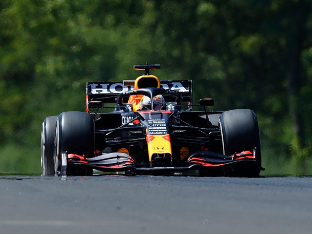 Result: Max Verstappen quickest in first Hungarian GP practice